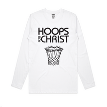 Load image into Gallery viewer, Signature Logo Long Sleeve - Hoopsforchrist
