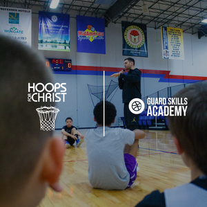 Guard Skills Academy | Part 1 (Handling Defensive Pressure) - Hoopsforchrist