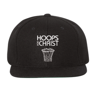SIGNATURE SNAPBACK - Hoopsforchrist