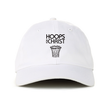 Load image into Gallery viewer, SIGNATURE DAD CAP - Hoopsforchrist