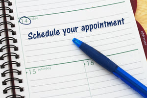 Test Review Appointment
