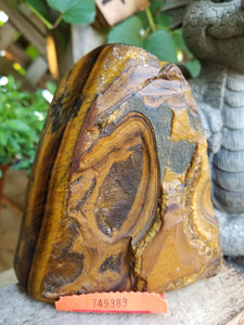 Tigers Eye Free Form