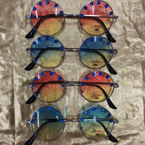 J  Lennon Sunnies with Swarovski Crystals - ISCREAM