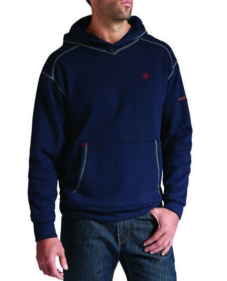 Flame Resistant Polartec Hooded Sweatshirt