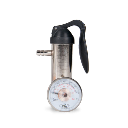 Ultra-Portable Bump-N-Go™ Gas Cylinder