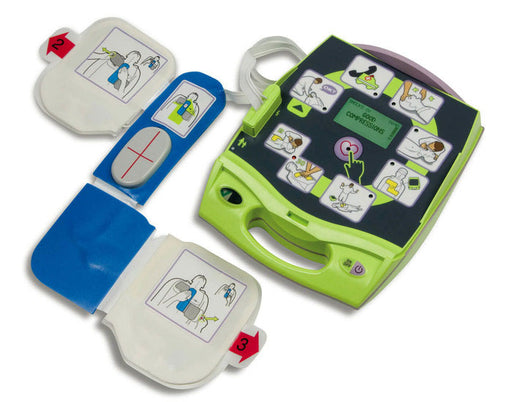 AED Plus Semi-Automatic Defibrillator