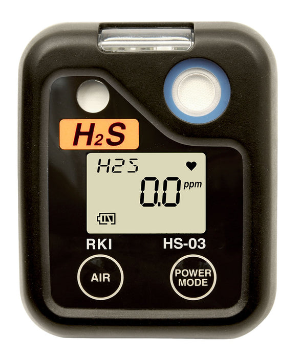RKI Single Gas Monitors 03 Series