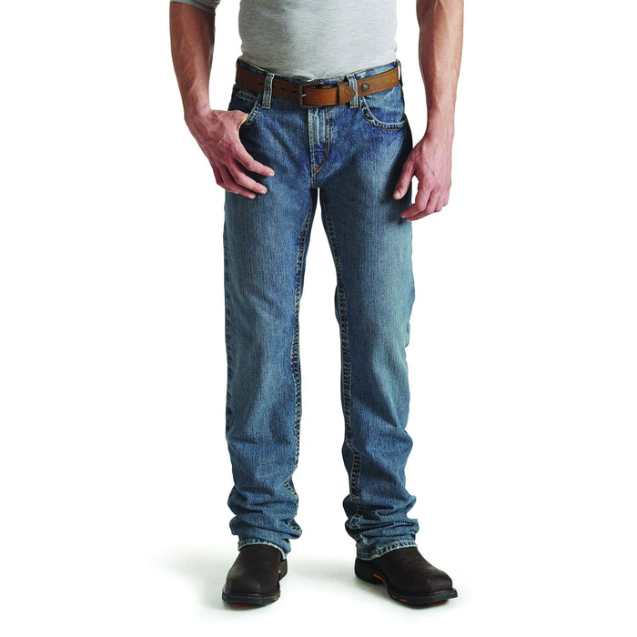 M5 Flame-Resistant Regular, Straight Leg Jeans
