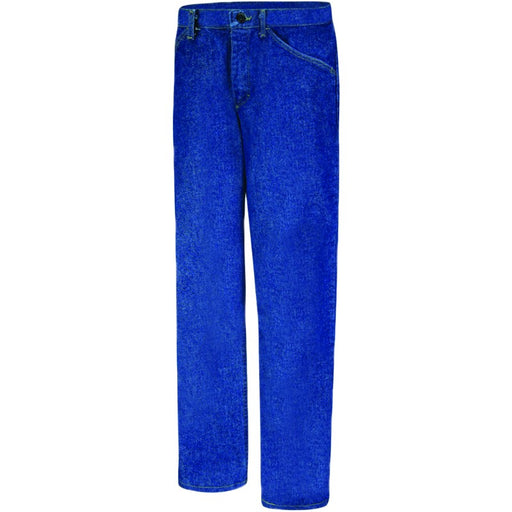 Women's Flame-Resistant Pre-Washed Denim Jeans