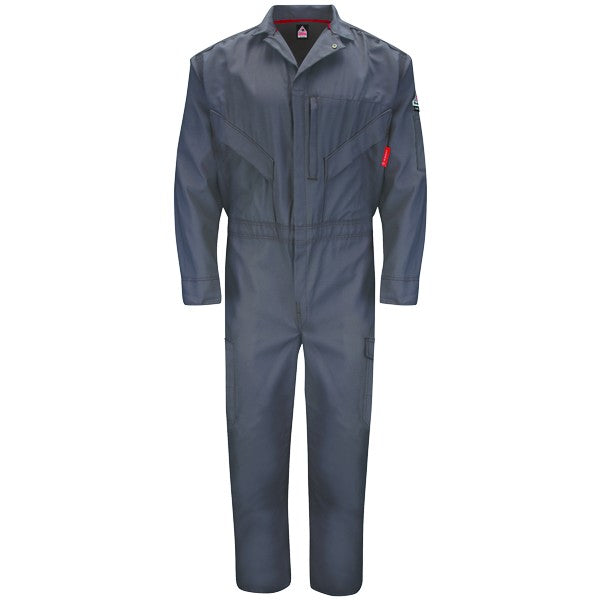 Gray iQ Series® Endurance Premium Coveralls