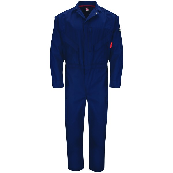 Navy iQ Series® Endurance Premium Coveralls