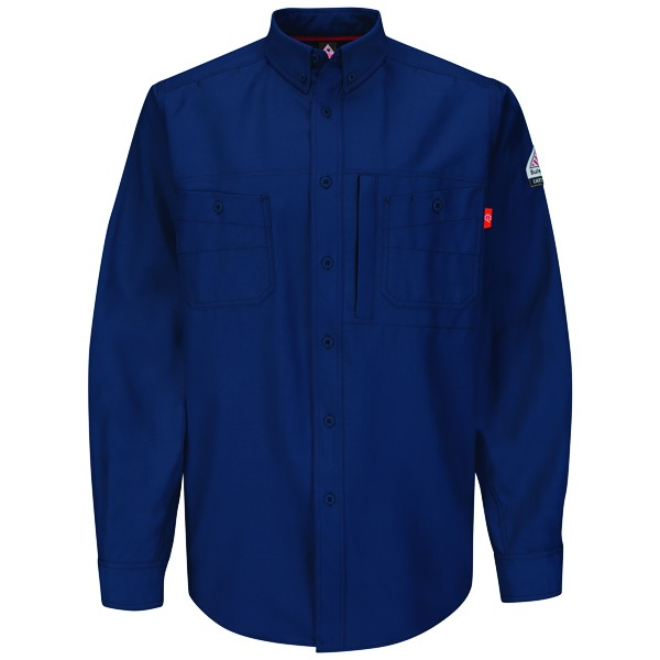 e15259cb2cf5 Navy iQ Series® Endurance Uniform Shirt