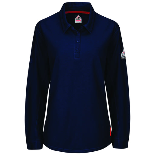iQ Series® Women's Long Sleeve Polos