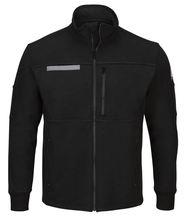Men's Fleece FR Zip-Up Jacket