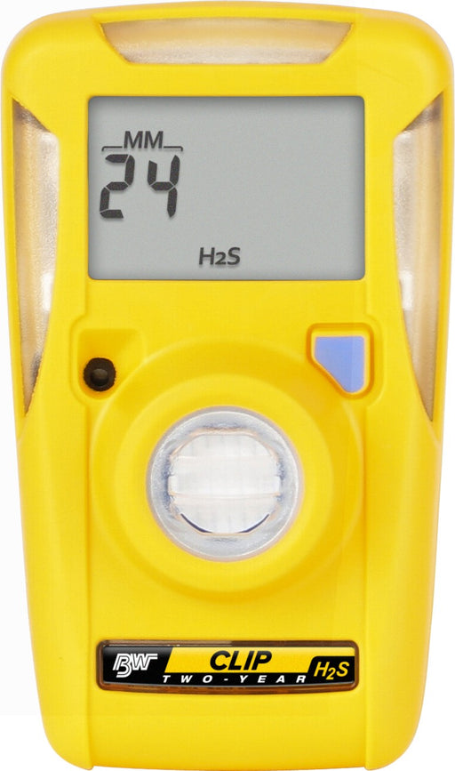 BW Clip Single-Gas Detectors