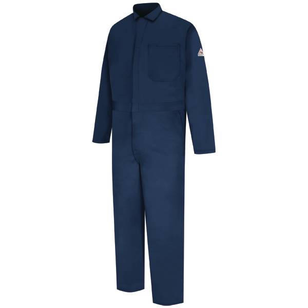 Flame-Resistant EXCEL FR® Classic Coveralls - Blue