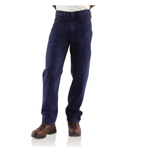 Men's Flame-Resistant Relaxed-Fit Jeans