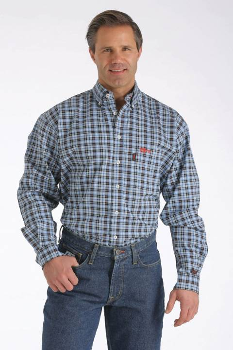 Flame-Resistant Workshirts