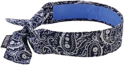 Chill-Its® 6700CT Evaporative Cooling Bandana with Cooling Towel