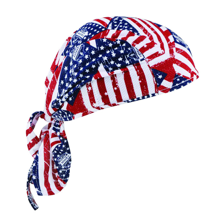Stars & Stripes Chill-Its® 6615 High-Performance Dew Rags