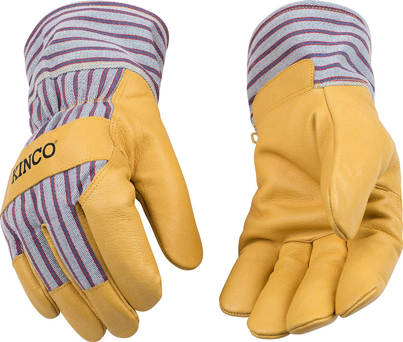 Insulated Pigskin Gloves