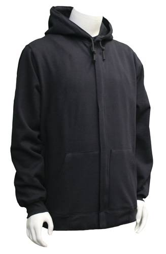 FR UltraSoft® Hooded/Zipper Fleece Sweatshirt