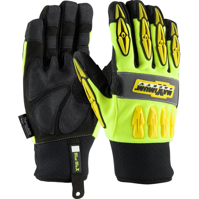 Maximum Safety® MAD MAX THERMO Winter Riggers Gloves