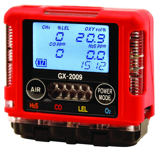 GX-2009 Multi-Gas Detectors and Accessories