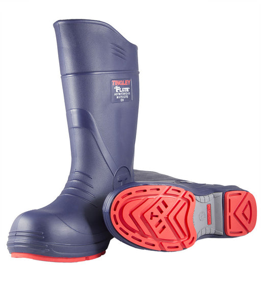 Flite™ Safety Toe Boot with Chevron-Plus® Outsole, foot protection