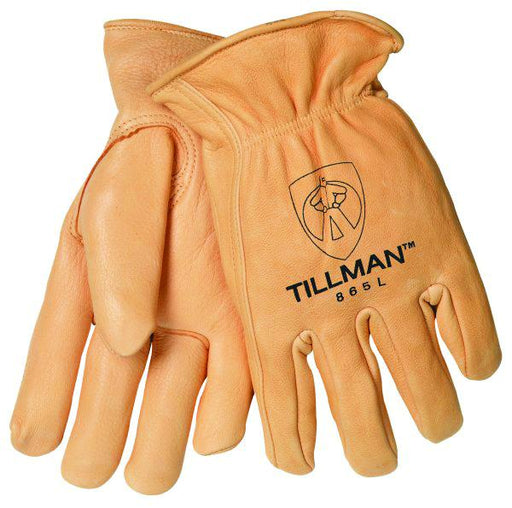 2X Gold Deerskin Thinsulate™ Lined Cold Weather Gloves