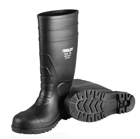 Pilot™ General Purpose PVC Knee Boots with Steel Toe