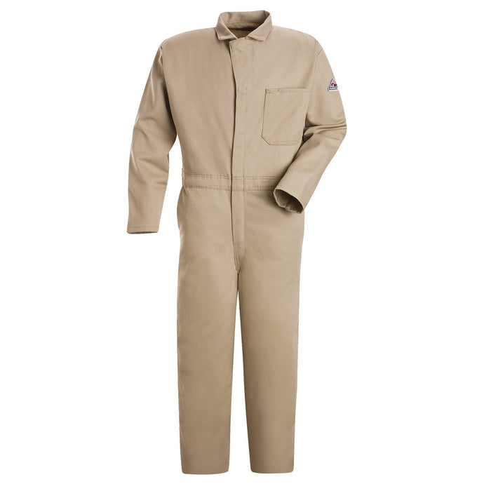Flame-Resistant EXCEL FR® Classic Coveralls - Khaki