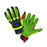 R2 Green Corded Palm Rigger Gloves