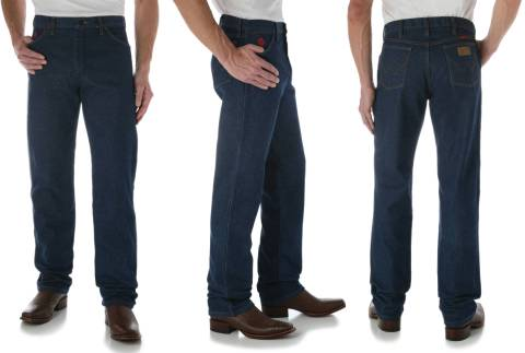 Flame-Resistant Original Fit Jeans