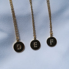 Load image into Gallery viewer, Say My Name Initial Necklace - Twice Shy