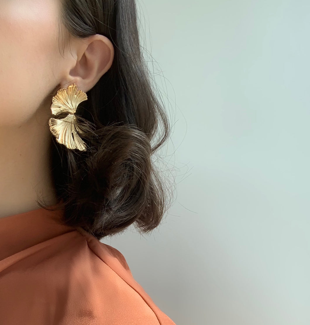 In Full Bloom Earrings - Twice Shy