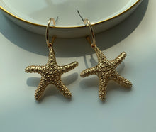 Load image into Gallery viewer, Calista Sea Star Earrings - Twice Shy