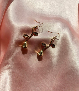Rosalie Drop Earrings - Twice Shy