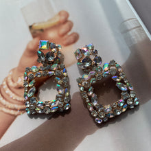 Load image into Gallery viewer, Nadia Statement Earrings - Twice Shy