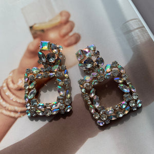 Nadia Statement Earrings - Twice Shy