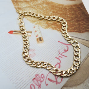 Maritsa Chain Necklace - Twice Shy