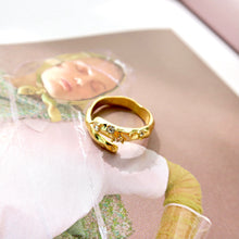 Load image into Gallery viewer, Katya Wrap Ring - Twice Shy