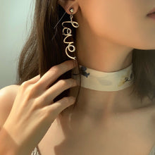 Load image into Gallery viewer, Annalise Love Earrings