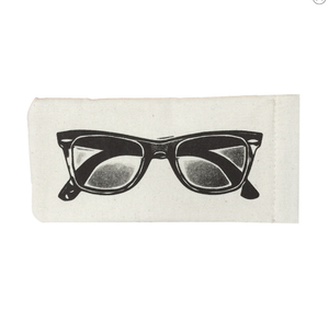 RETRO SUNGLASSES CASE