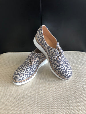 PROGRESS - TAUPE/LEOPARD