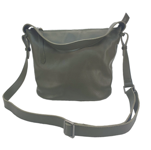 MEGAN - CROSS TOTE OLIVE