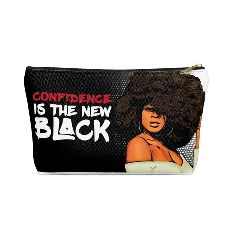 Confidence is the new Black - Pouch