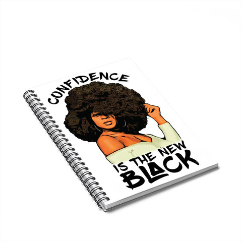 Confidence is the new Black Journal