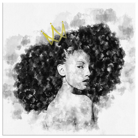 Big Fro Crown
