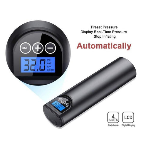 Smart Portable Electric Air Pump Tire Inflator | Smart Outdoor Store